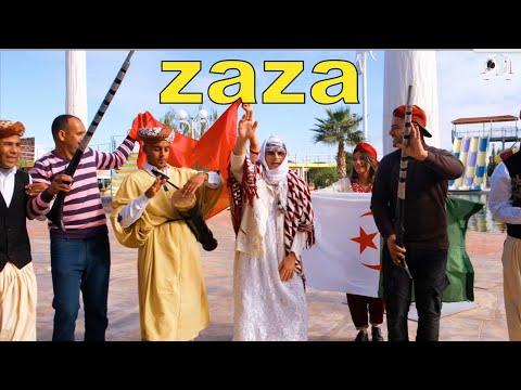 زازا جيجي تلمسان والشيخ بوطيبة  وعزوزي في عمل فني جديد قريبا zaza jiji chiekh botayba 2021 news clip