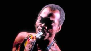 Fela Kuti - Sorrow, Tears and Blood