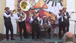 Moscow Trad Jazz Band  23 08 2015