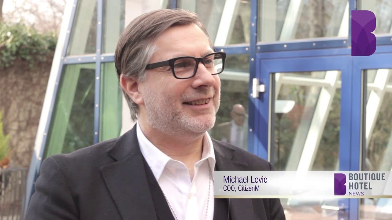BHN at IHIF2016: Michael Levie, CitizenM