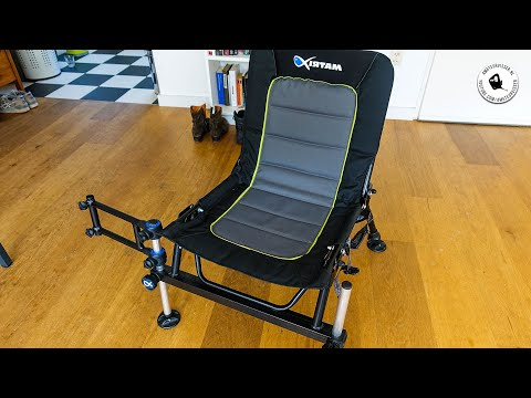 Review Matrix Accessory feeder stoel - amateurvisser.nl