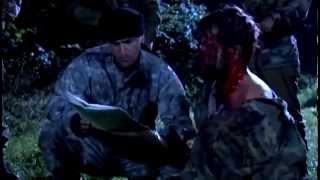 Стреляющие горы (2011) 4 серия Военные фильмы и сериалы Россия