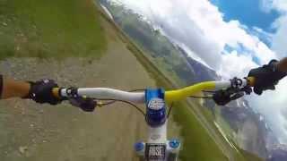 preview picture of video 'Mottolino Bike Park - Livigno 2014'