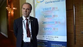 GEOS 2016 Dr. Cengiz Kurtulus
