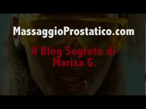 Massaggio prostatico video di YouTube