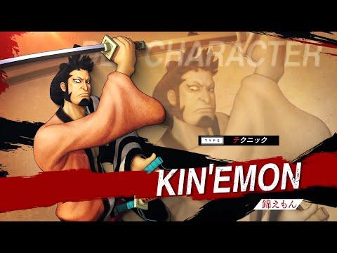 Trailer Kin'emon de One Piece : Pirate Warriors 4