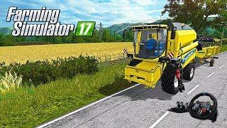 🔴 วันนี้สายชิวล้วนๆ EP.7 Farming Simulator 17 [Note Nueng] HD