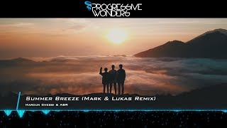 Haroun Chebbi & ABR - Summer Breeze (Mark & Lukas Remix) [Music Video] [Midnight Aurora]