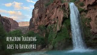 Bergeron Personal Training at Havasupai!