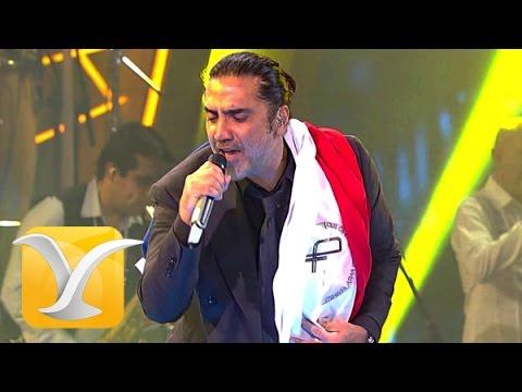 Alejandro Fernández, Canta de Corazón, Festival de Viña del Mar 2015 HD 1080p