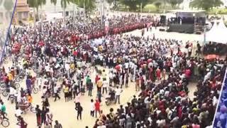 Alka Mbumba à KISANGANI