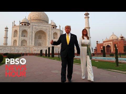 The Trumps Had No Right to Visit the Taj Mahal