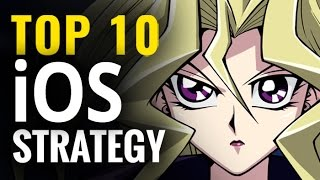 Top 10 Best iOS Strategies