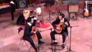 Song tau guitar Tran Trung Kien, Tung Anh