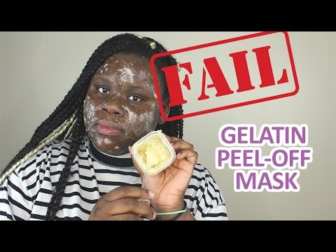 Medikal collagene 3d algae facial mask review