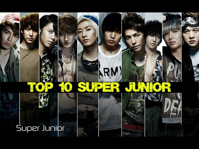 K Ville S Top 10s Generation k ville staff chart top 30 k pop songs