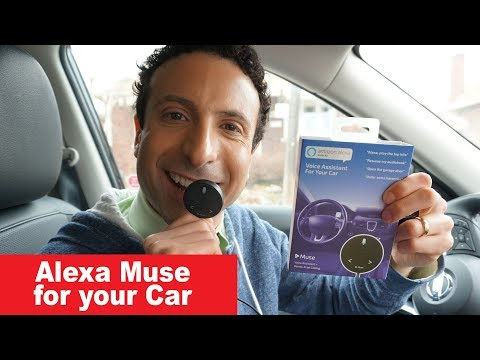 How to get Amazon Alexa in your car (DIY Smart Car)