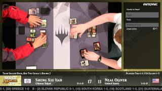 World Magic Cup 2014 Round 9 (Team Sealed): United States vs. Chinese Taipei
