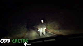 五個開夜車拍到的恐怖畫面