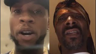 Snoop Dogg SENDS A Strong Message, Tory Lanez Finally RESPONDS Megan Stallion, 50Cent..