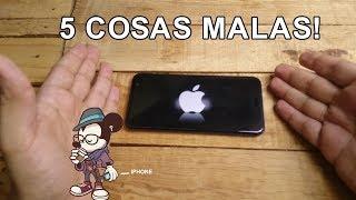 5 Cosas Malas de Apple  de las que nadie HABLA! México!