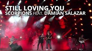 Still Loving You - Scorpions feat Damian Salazar - LIVE