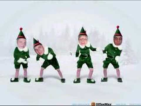 Video still of Party Animals : Merry X-mas & Happy 2008!