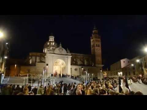 Hoteles completos en Tarazona durante la Semana Santa