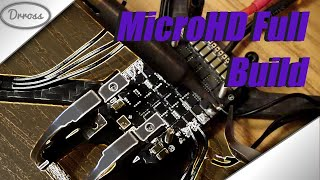HOW TO build an HD Micro Quad! Sub 250g full build with tips!