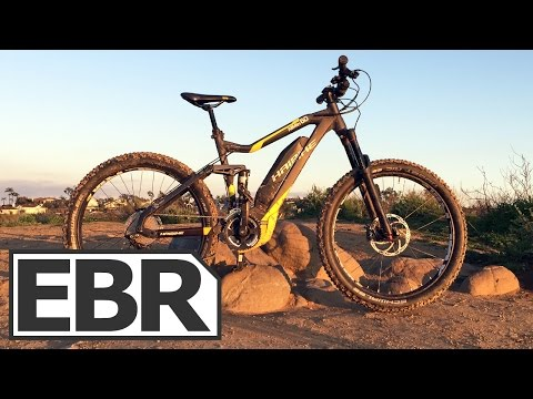 Haibike SDURO AllMtn 6.0 Video Review – Yamaha Powered Electric Mountain Bike