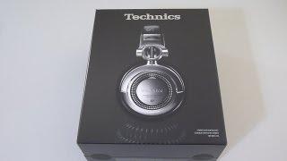 New! Technics RP-DH1250 DJ headphones