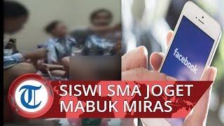 Beredar Video 8 Siswi SMA Pesta Miras, Kepala Sekolah: Mereka Mengaku Sampai Menangis