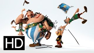 Asterix The Mansions Of The Gods  Official Trailer