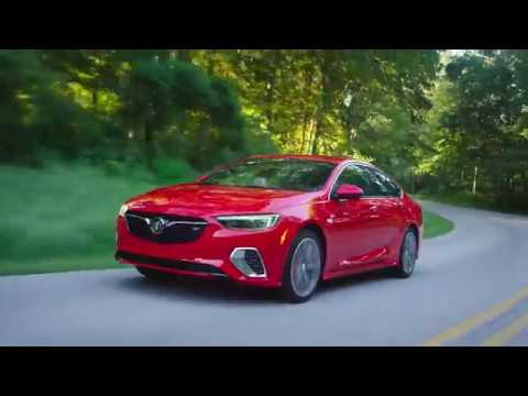 Buick Regal GS Reveal
