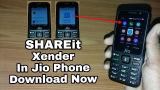 xender apps download jio phone