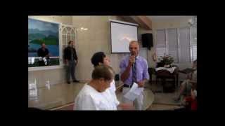 preview picture of video 'Bautismos de Iglesia Adventista de Aguada'