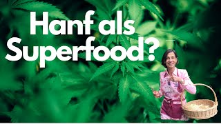 Ist Hanf ein Superfood? Dagmar von Cramm klärt auf