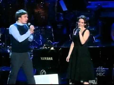 Tina Fey and Jimmy Fallon singing Endless Love