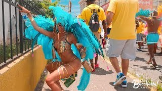 Bacchanal Jamaica Carnival Road March 2018