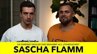 SASCHA FLAMM: Der Ex-Darknet-Dealer über Shiny Flakes und den Aufbau seines Online Drogenhandels