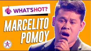 10 Facts You Didn't Know About Marcelito Pomoy on @America's Got Talent   What's Hot?