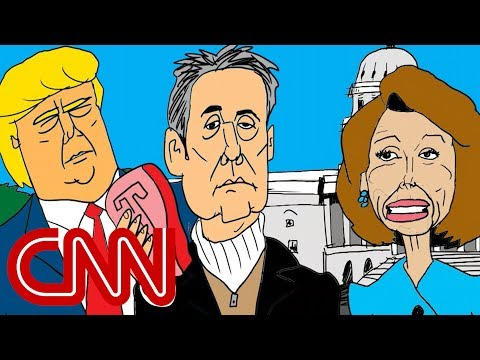 Is Cohen the negotiator the White House needs? | Drawn by Jake Tapper