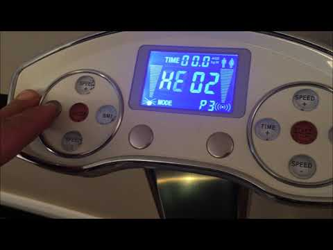 a3a6005846 Euro Body Shaper-Vibrating Plate Exercise Machine SEE VIDEO ...