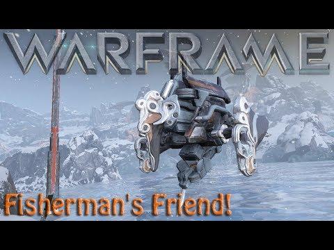 Warframe - Oxylus Sentinel [Fisherman's Friend]