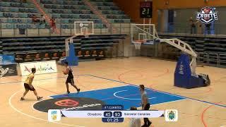DIRECTO | Huelva, Lunes 20 -  Baloncesto - Campeonato De España Cadete Masculino