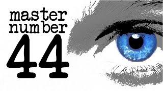 Numerology Secrets Of Master Number 44!