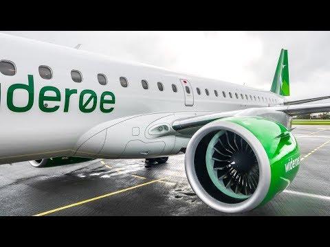 Embraer E-Jet смотреть онлайн видео в отличном качестве и