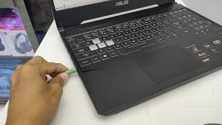 ASUS TUF FX505D LAPTOP HOW TO FIX AUDIO PROBLEM