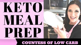 Keto Meal Prep 👸 Keto Meals 👸 Buffalo Chicken 👸 Deviled Eggs Recipe Easiest