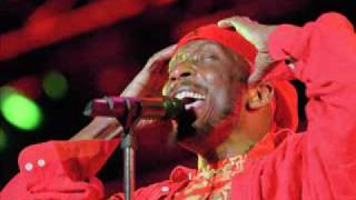 Jimmy Cliff? - The Lion Sleeps Tonight